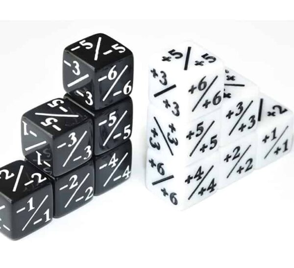 MTG Dice Counters (12 Pack)